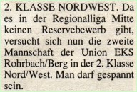Rundschau, August 1996
