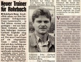 Krone/OÖN/Rundschau, August 1996
