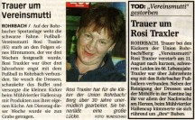 Rundschau & Tips, August 2001